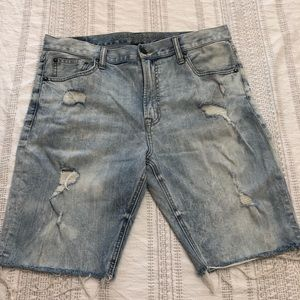 American eagle men's  Jean shorts